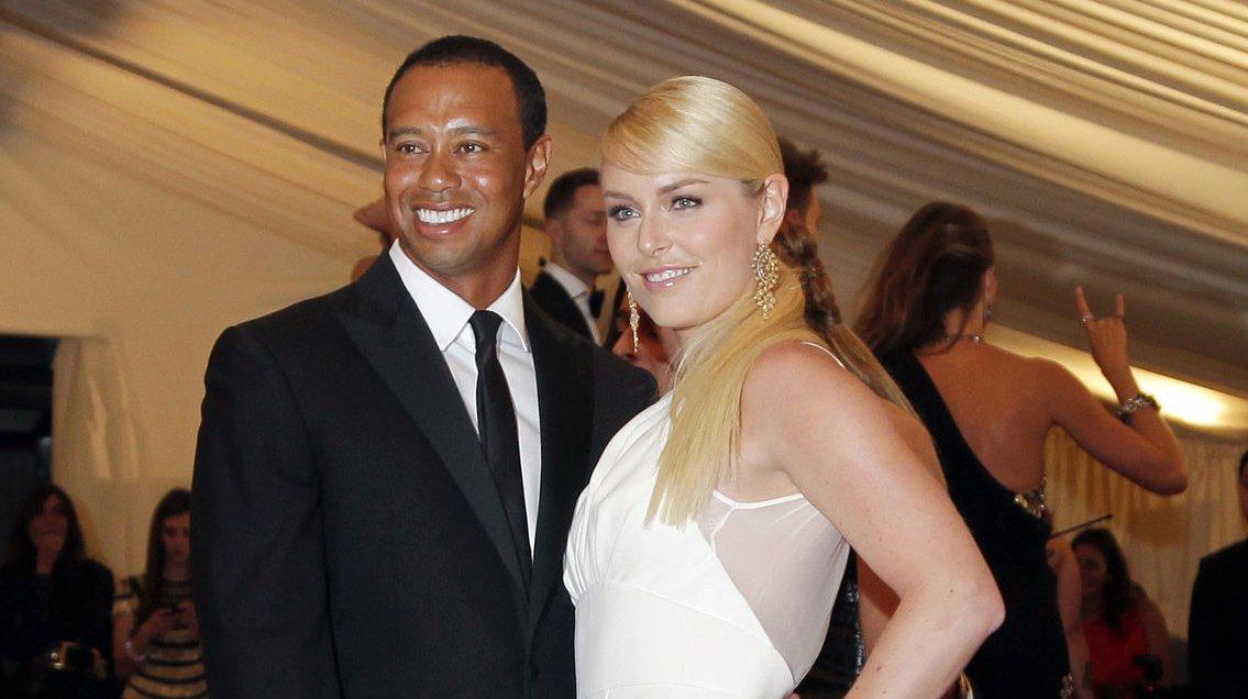 elin approves of vonn  the golfer u0026 39 s ex