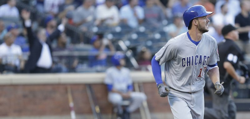 Kris Bryant hits 36th HR; Chicago Cubs hold off Pittsburgh Pirates - UPI.com