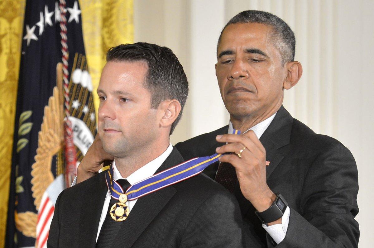 Public Safety Officer Medal of Valor honorees - UPI com