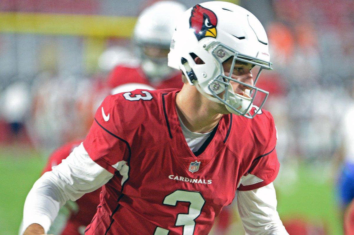 Arizona Cardinals name Josh Rosen as starting quarterback