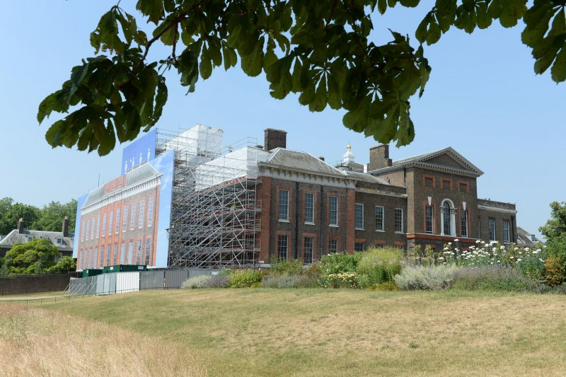Kensington Palace Has Encrypted Wifi Panic Room Palace