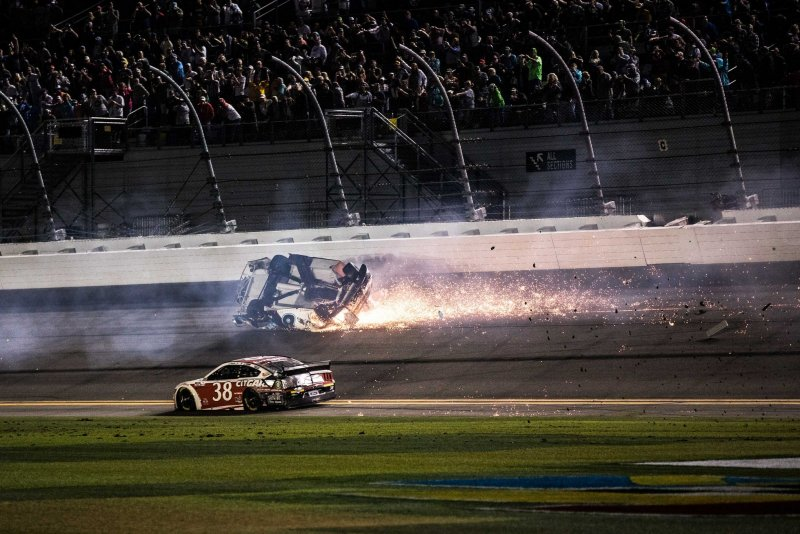NASCAR to study Ryan Newman`s car after violent...