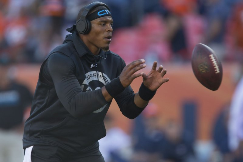 Carolina Panthers stop San Diego Chargers despite erratic outing from Cam Newton