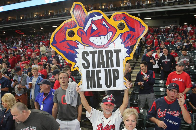 sneakers for cheap f4260 a0f0f Cleveland Indians eliminating Chief Wahoo logo from gear ...