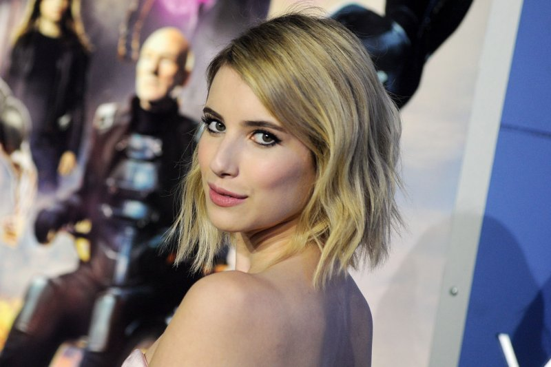 Emma Roberts Announces Scream Queens Premiere Date Upi Com