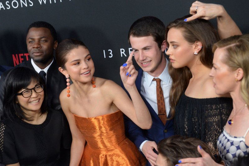 22aca76812784 Selena Gomez on '13 Reasons Why' premiere: I'm 'overwhelmed' with ...