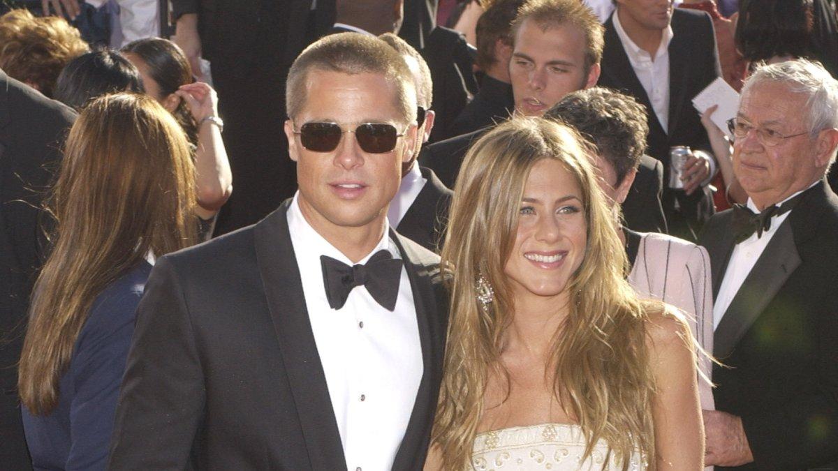 Jennifer Aniston And Brad Pitt 2013 Pitt slams Aniston mar...