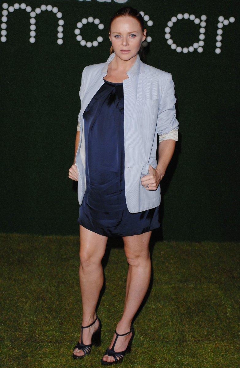Fashion designer McCartney has baby No. 3 - UPI.com