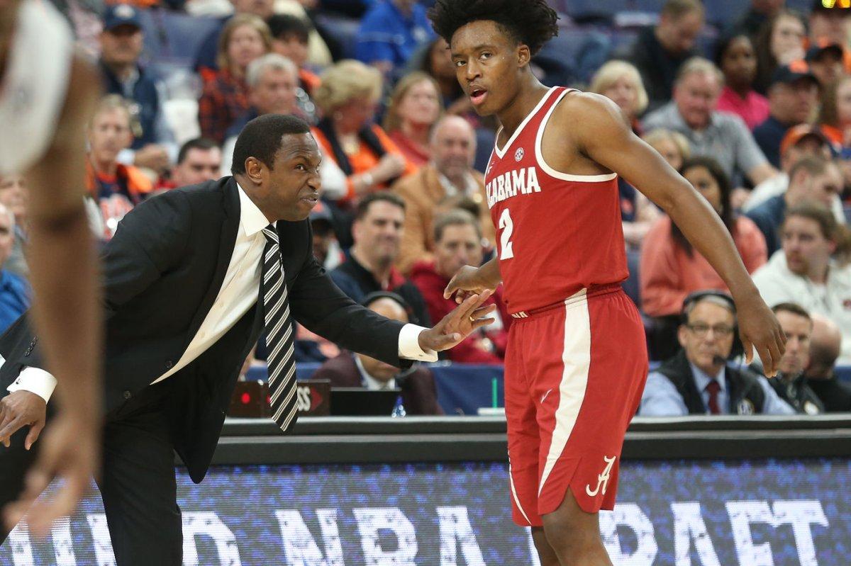Alabama men's basketball team fires head coach Avery ...