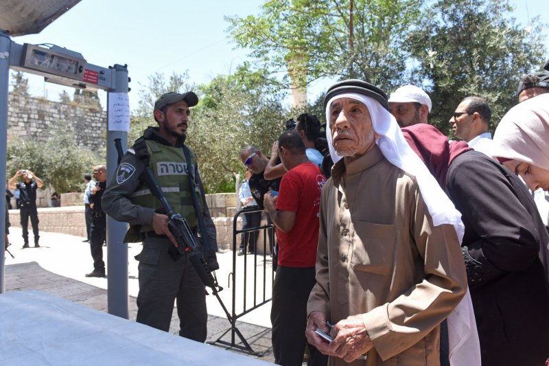 Jew Detector: Muslims End Boycott At Jerusalem Holy Site After Security