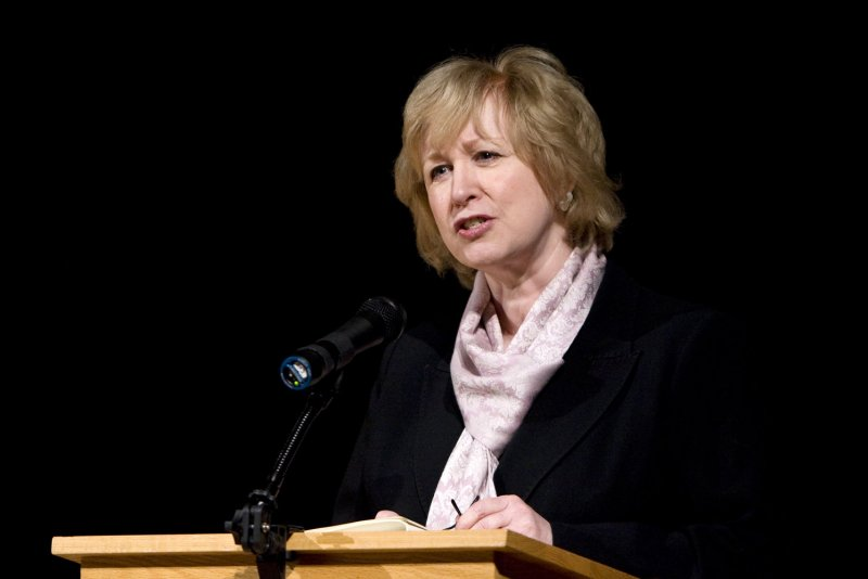 kim campbell as the first female prime minister of canada Kim campbell was canada's first female prime minister news jun 20, 2018 by jeff hicks waterloo region record a statue of former prime minister kim campbell will be coming to castle kilbride.