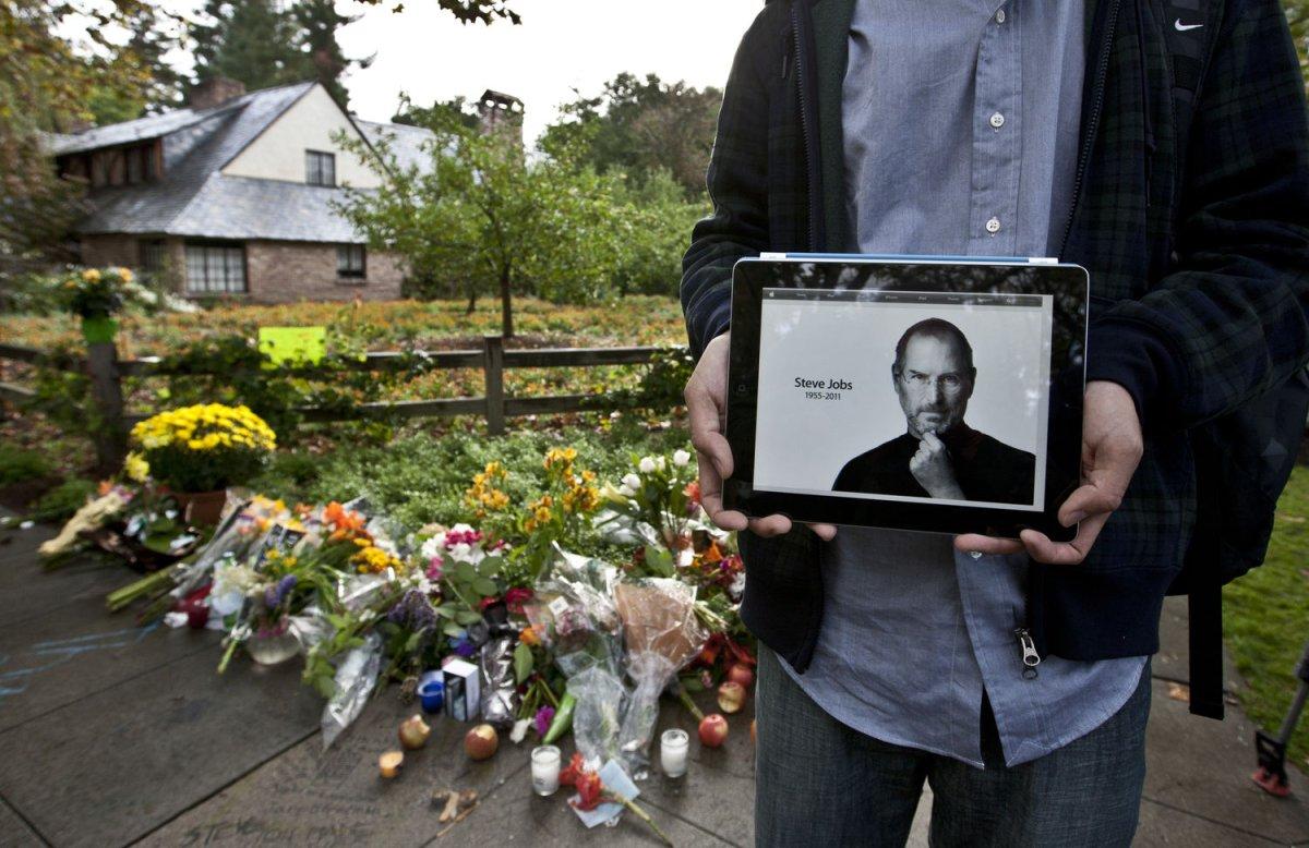 Find A Grave Steve Jobs: Private Memorial Held For Steve Jobs