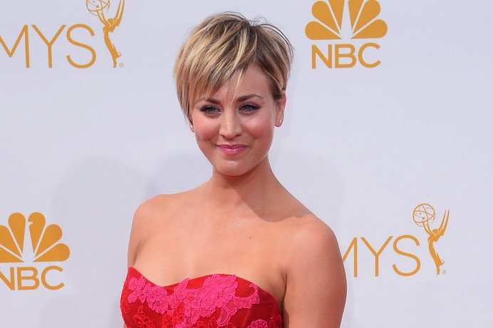 Kaley Cuoco razpravlja o Celebrity Nude Photo Leak On Jimmy-9551