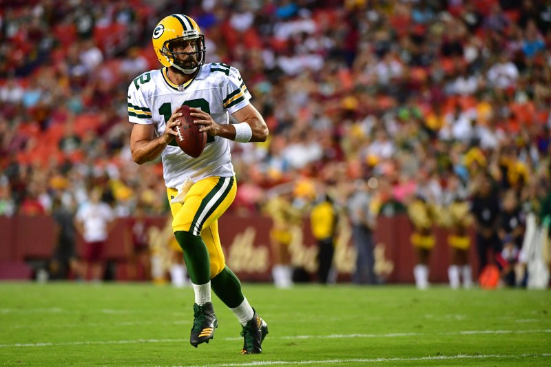 Aaron Rodgers Returns Leads Green Bay Packers Comeback Over Chicago Bears Epic