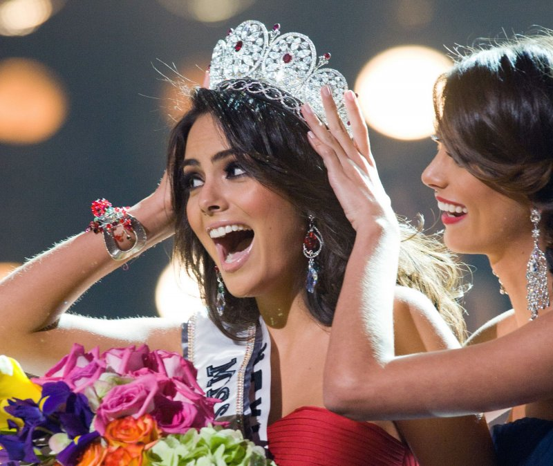 miss mexico crowned miss universe in vegas upicom