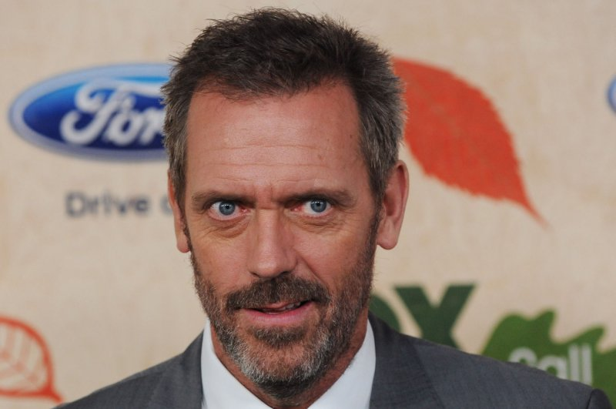 Hugh Laurie to star on new Hulu series 'Chance' - UPI com
