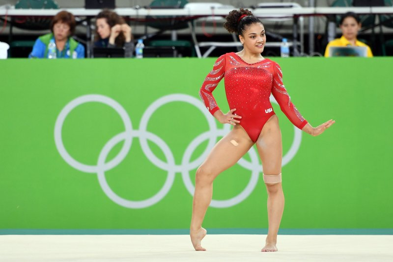 Rio Love Brother Praises Laurie Hernandez Promises Trip