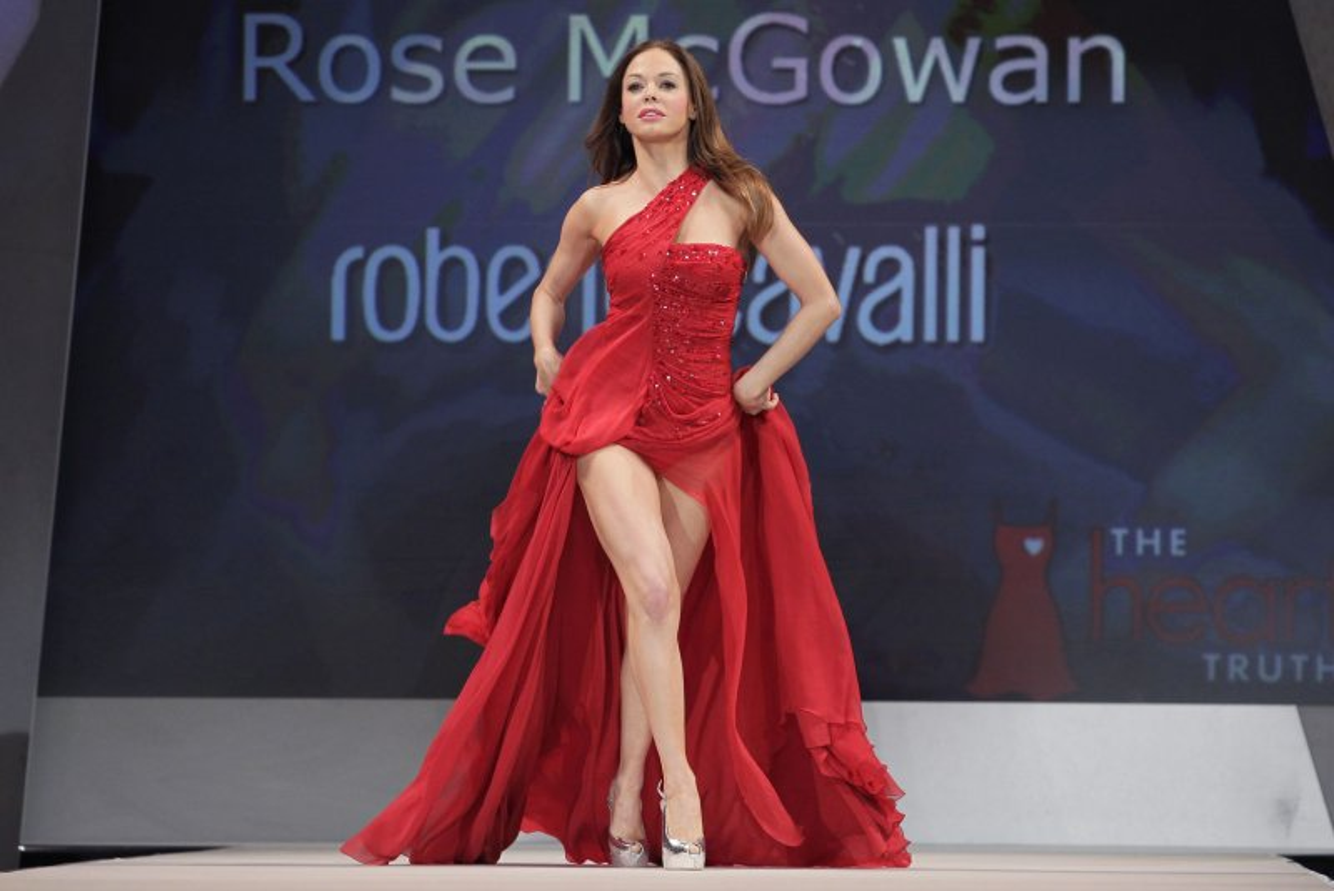 Rose McGowan hopes her directorial debut will win an Oscar - UPI.com