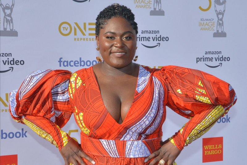 Danielle Brooks to play gospel singer Mahalia Jackson in Lifetime movie