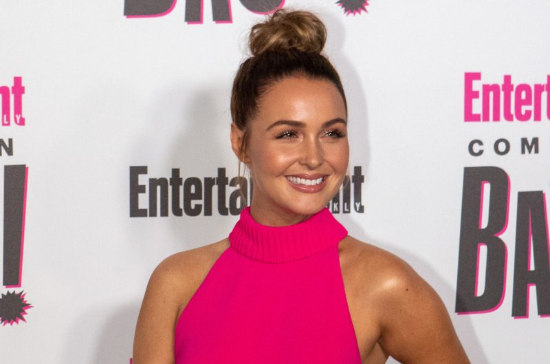 Camilla Luddington gives birth to son with Matthew Alan - UPI.com