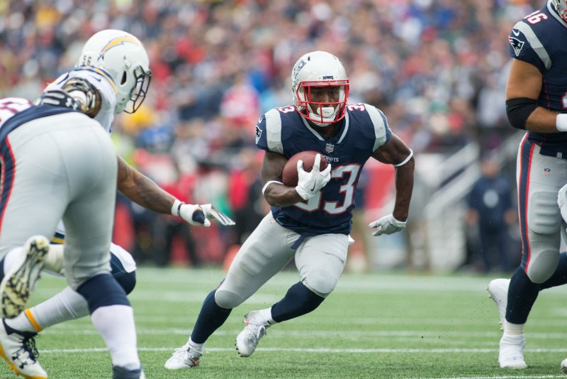Top 30 fantasy football running backs for Week 11 - UPI.com