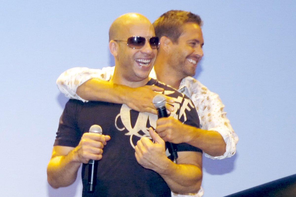 Paul Walker's mom comforted Vin Diesel - UPI.comVin Diesel Mother Photos