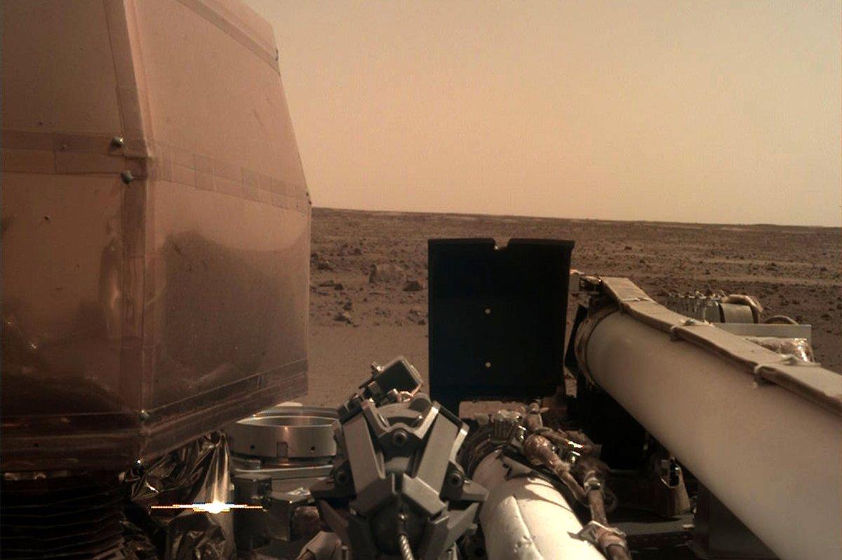 NASA's InSight spacecraft lands on Mars - UPI.com
