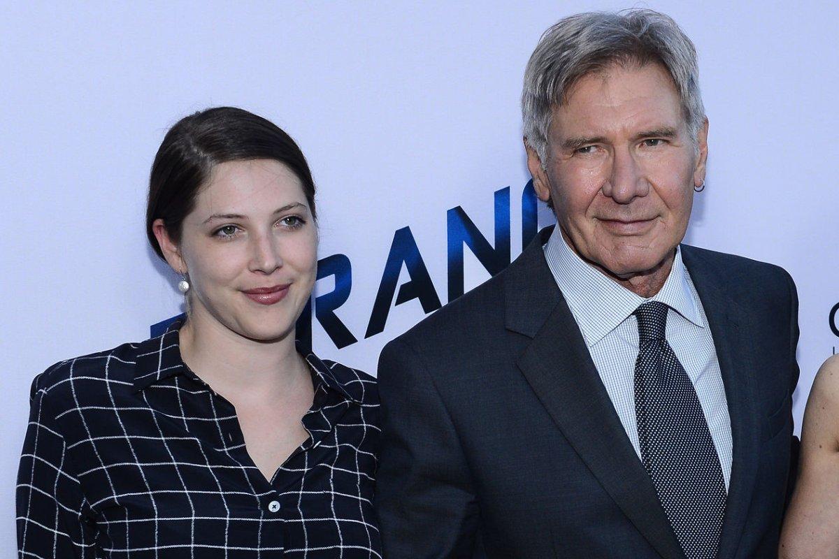 Harrison Ford discusses daughter's epilepsy - UPI com