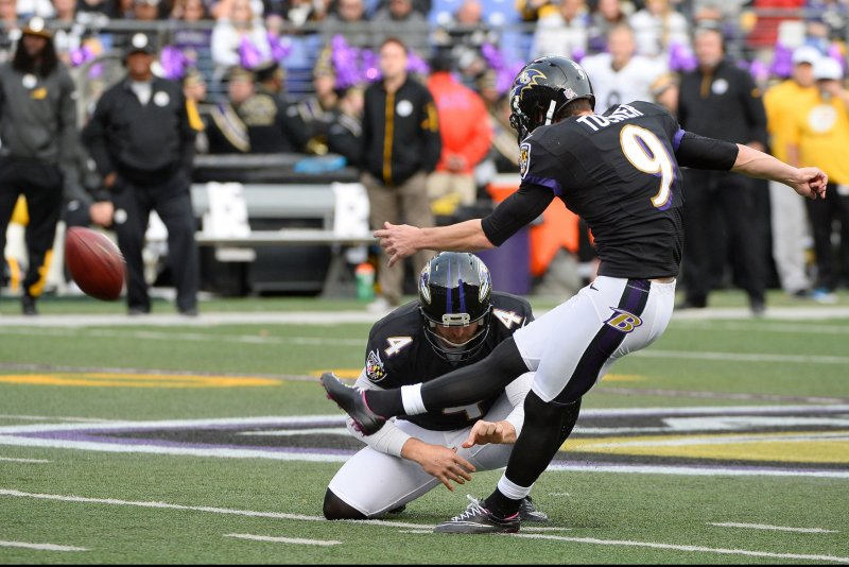 Justin Tucker could leave Baltimore Ravens - UPI.com