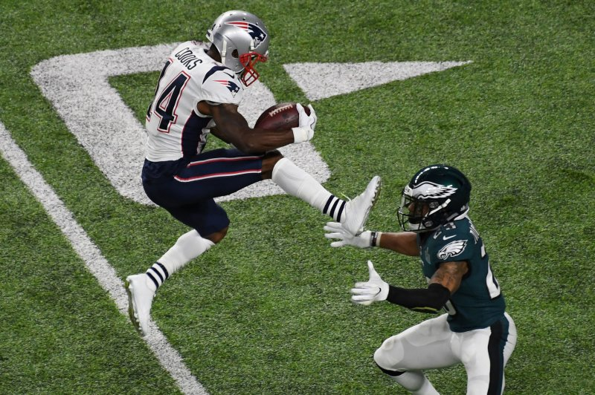 d467354f New England Patriots lose Brandin Cooks, Patrick Chung to concussions -  UPI.com