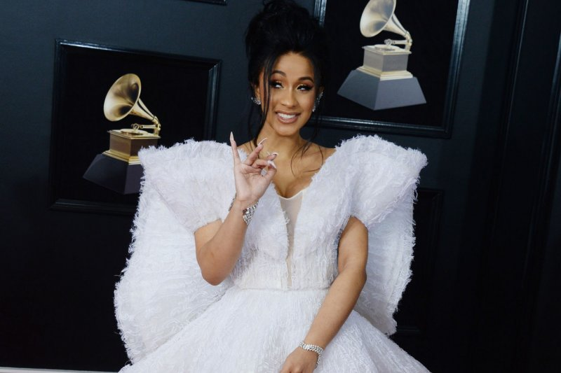 Cardi B Says Offset Has Picked Their Baby S Name: Cardi B Says Offset Has Picked Their Baby's Name