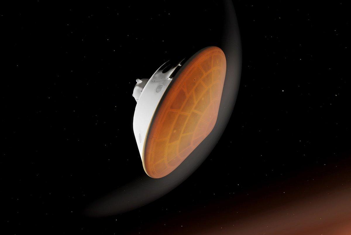 NASA Mars rover Perseverance hits 'bullseye' for Thursday ...