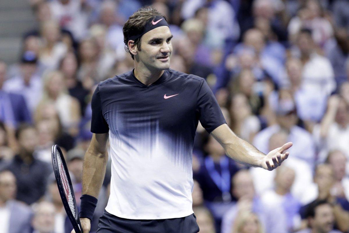 Swiss Indoors: Roger Federer nets finals appearnace - UPI.com