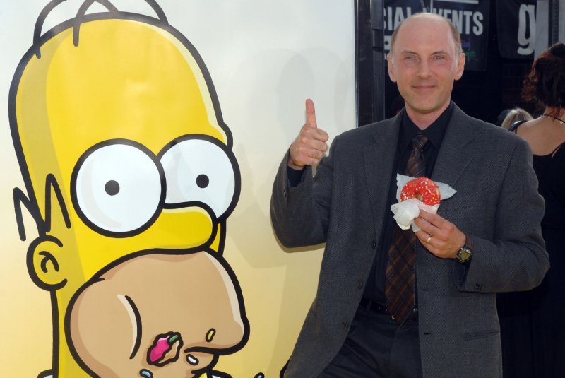 Homer Simpson To Answer Fans Questions Live On The Simpsons Upi Com
