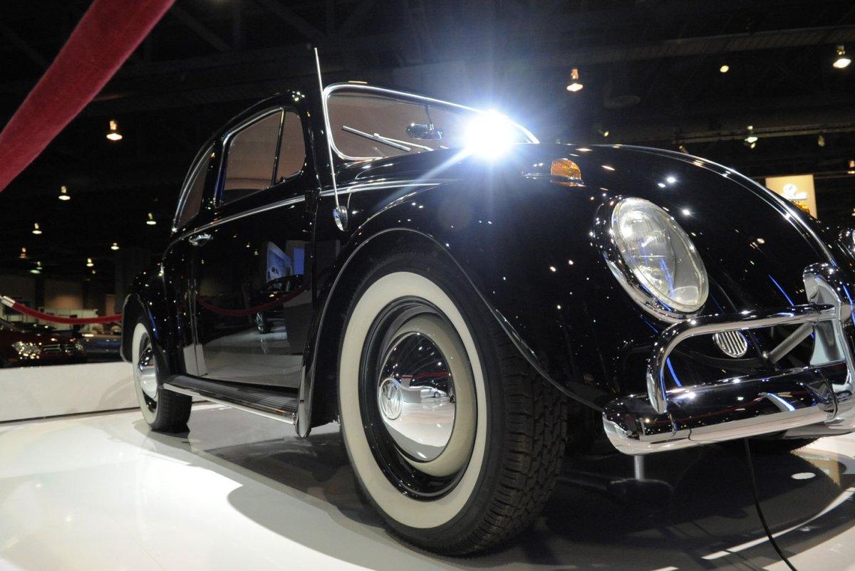 Volkswagen Group Latest Models >> Volkswagen ends production of latest Beetle model - UPI.com