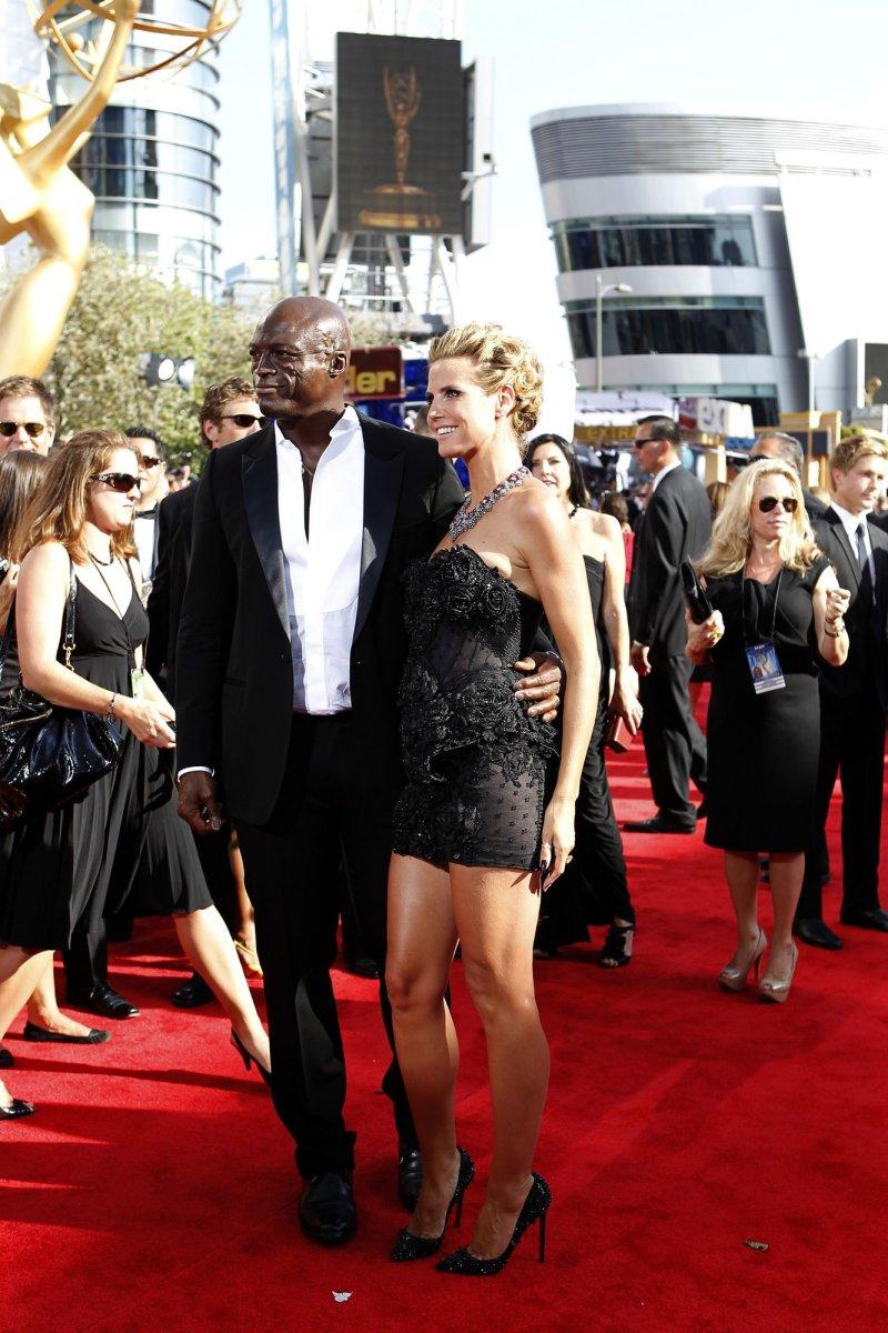 Heidi Klum, Seal finalize divorce - UPI.com