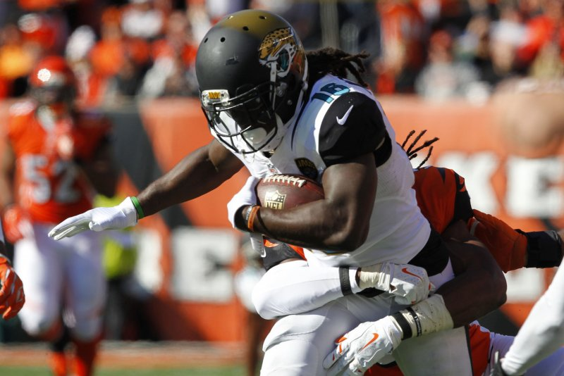 Denard Robinson Chicago Bears Trying Out Former