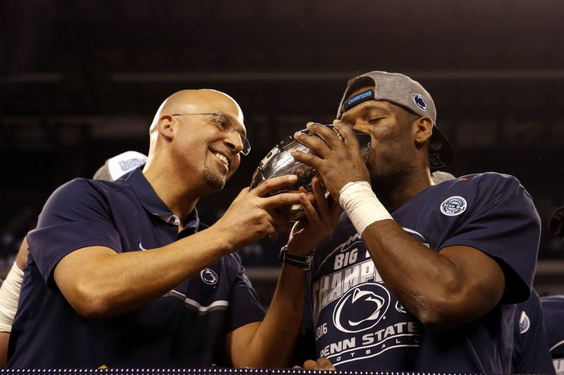 Franklin And Marshall Football >> Penn State Nittany Lions football 2017 season preview, schedule, players to watch - UPI.com