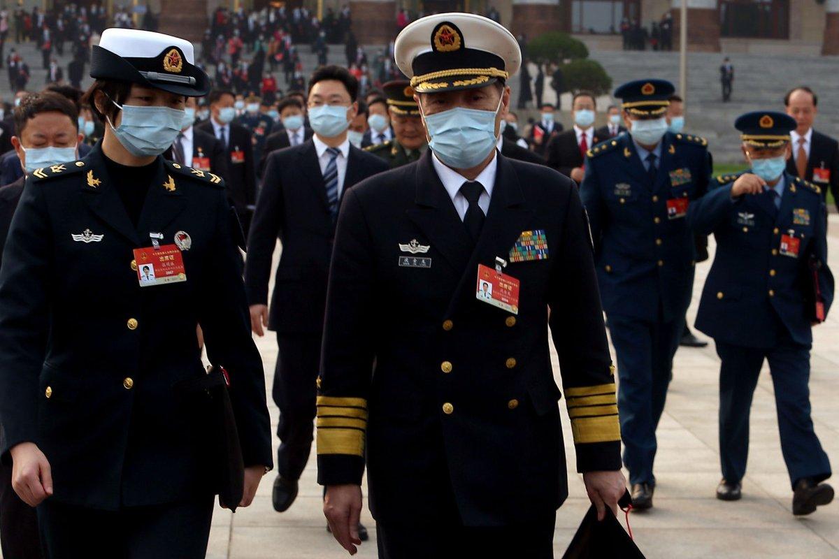 China's military warns of 'war' if Taiwan pursues independence