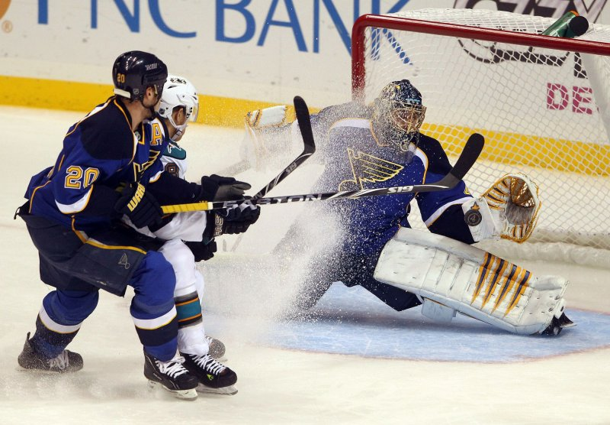 Sharks' Pavelski named NHL's top star - UPI.com