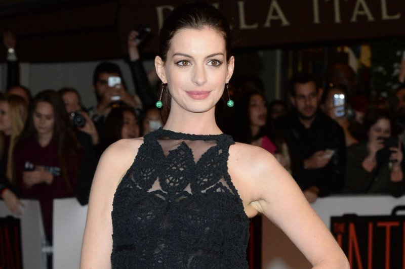 Amusing Anne hathaway see through clothes shall