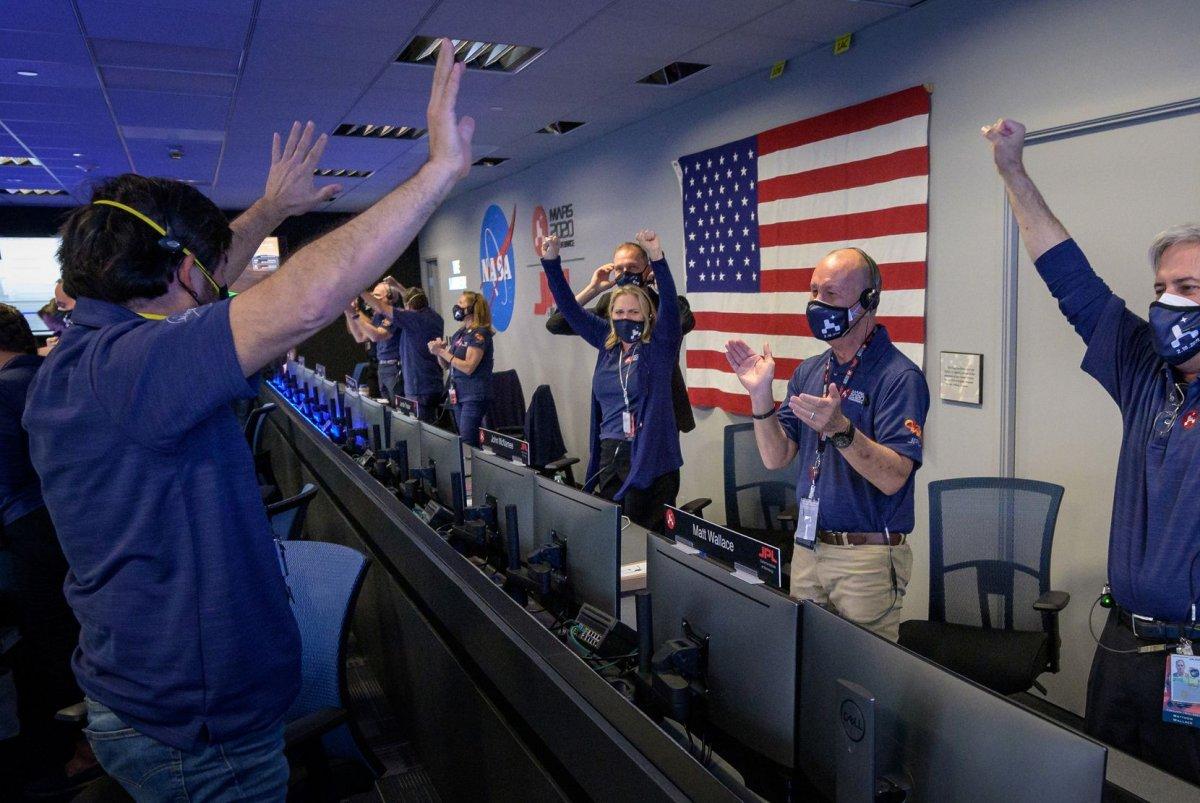 Watch live: NASA's Perseverance rover nears Mars landing ...