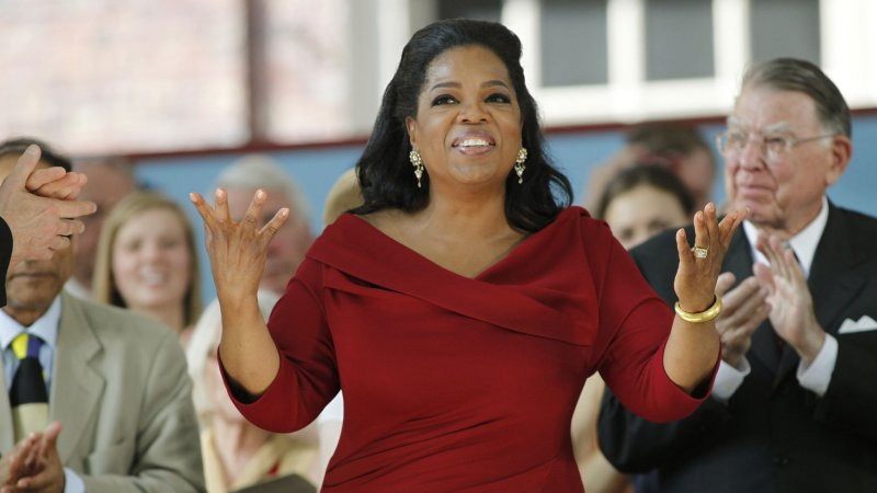 oprah winfrey commencement speech Since mid-may, media mogul oprah winfrey has been on a college graduation tour, attending the commencement ceremonies of women who went to the oprah winfrey leadership academy, a boarding school.