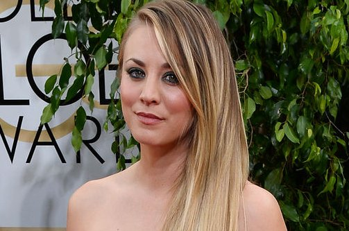 Kaley Cuoco Is Worried Her Hair Looks Like Justin Bieber S