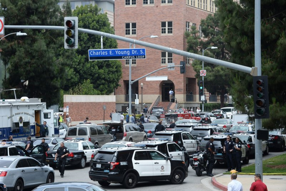 UCLA gunman had 'kill list