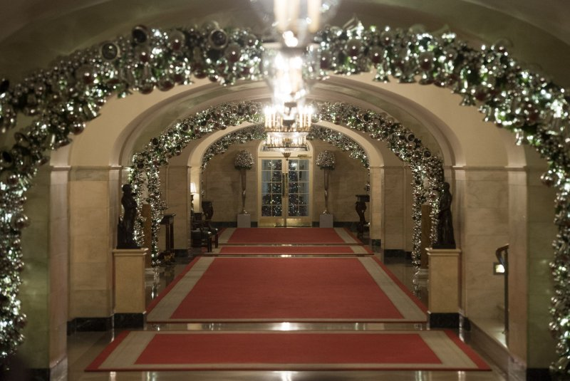 White House Releases 360 Degree Holiday Tour Video Upi Com
