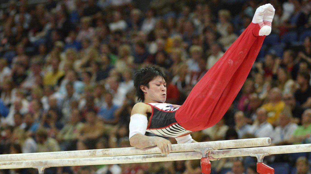 Men's Gymnastics: Kohei Uchimura of Japan wins gold - UPI.com