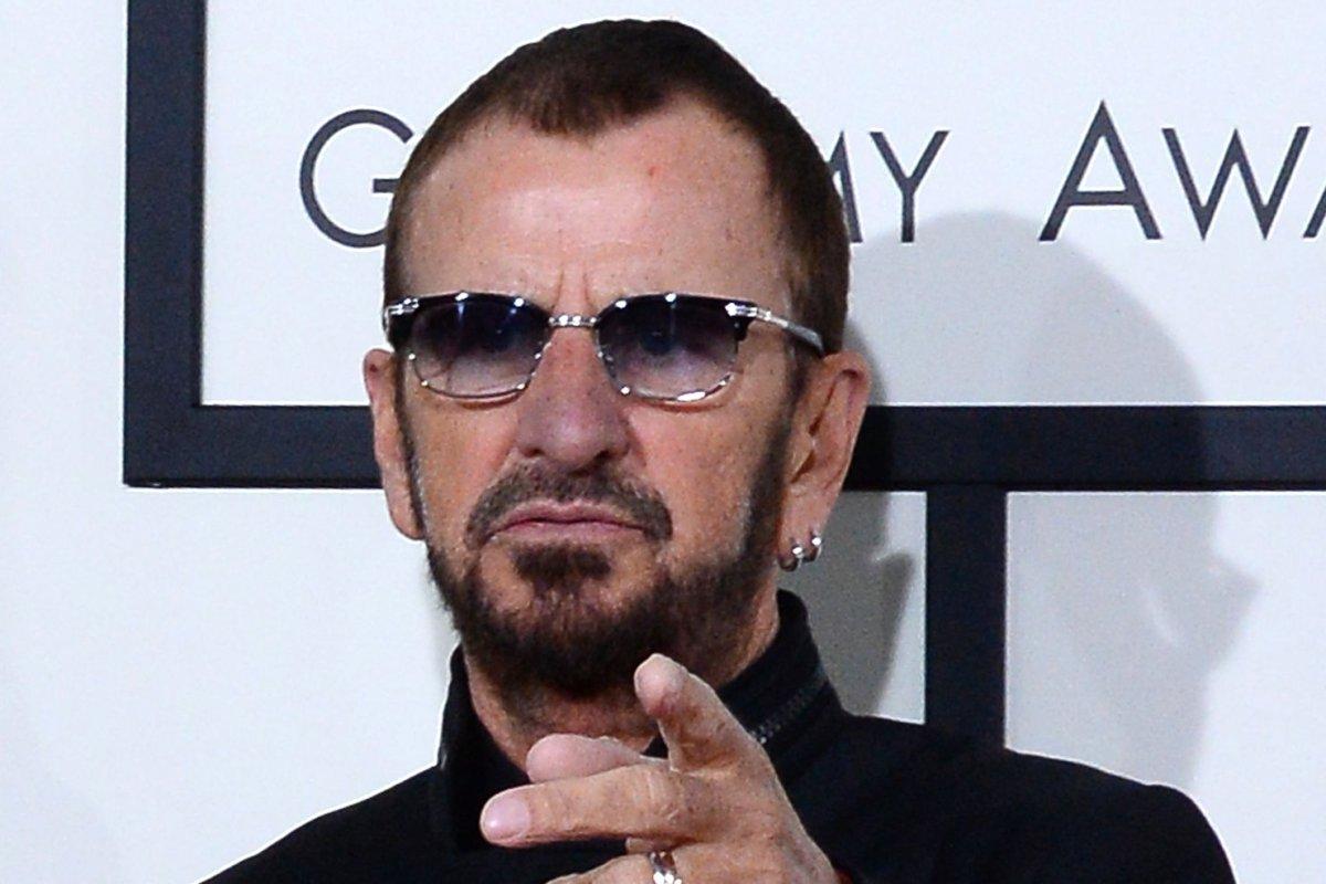 The Beatles Polska: Ringo zdradza sekret  młodego wyglądu
