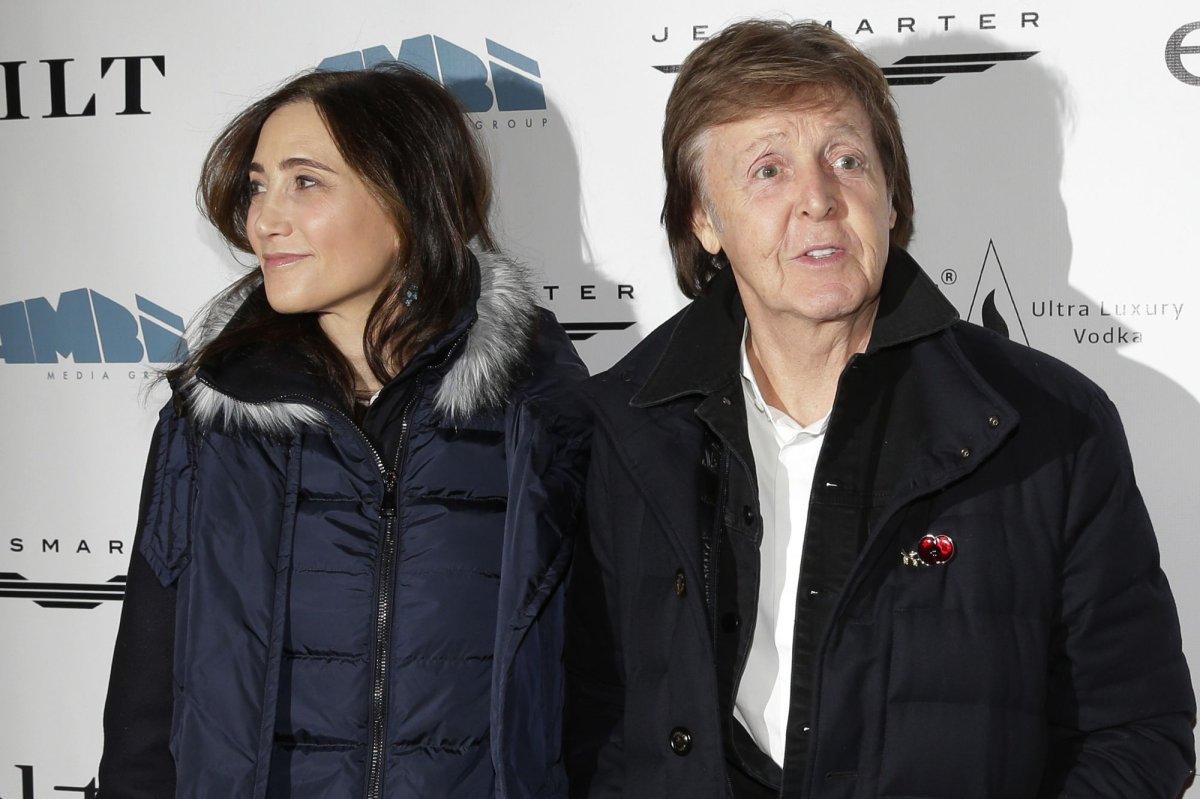 Ringo Starr And Paul McCartney Reunite In The Studio