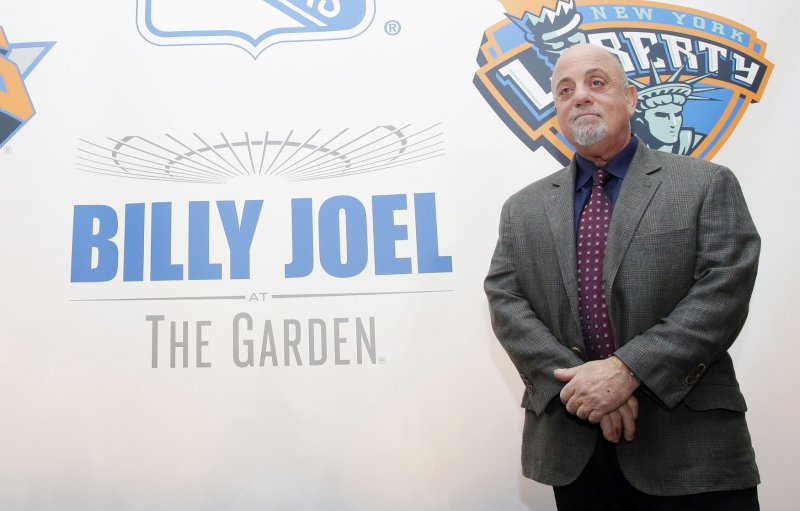 Billy joel to play a show a month at new york 39 s msg for Billy joel madison square garden march 3
